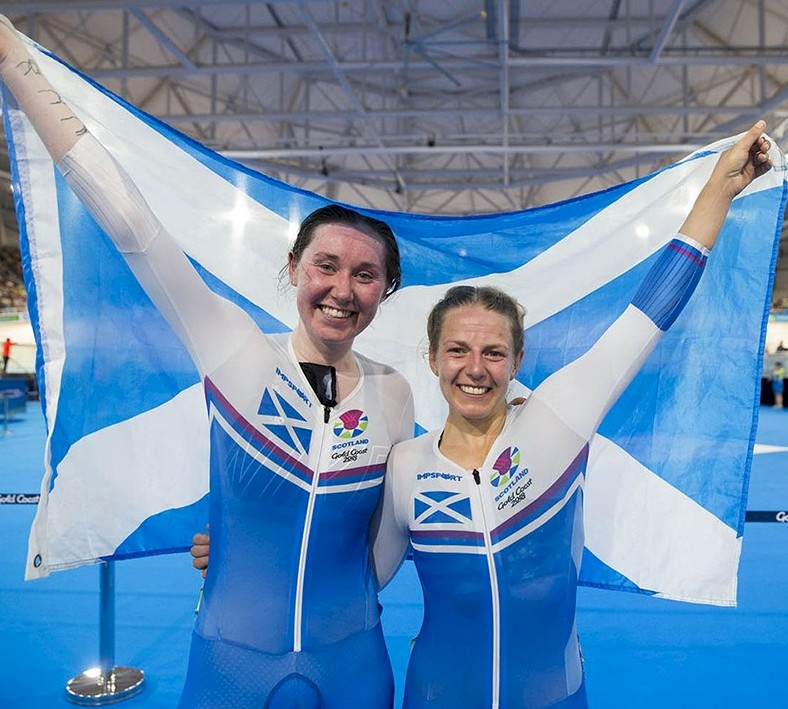 Scottish Cycling Medal Success!